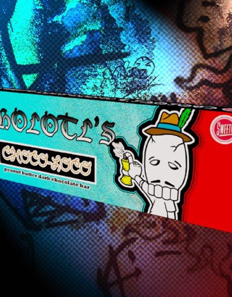 Cholotl's Choco-Loco Bar