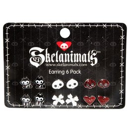 Skelanimals - Jae Earrings