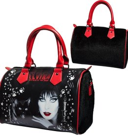 Elvira Black Cat Bag