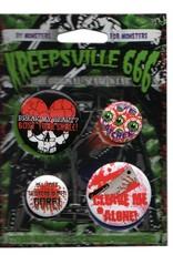 Gore Badge Set