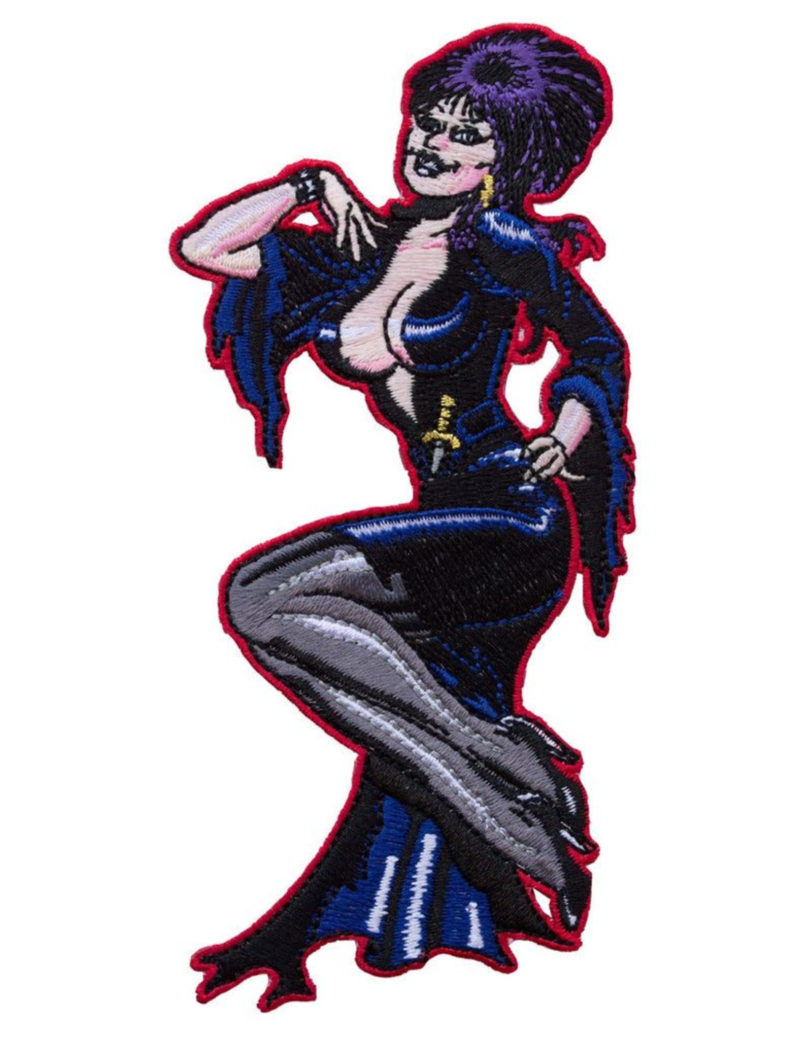 Elvira Comic Art Patch *DS