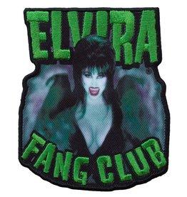 Elvira Fang Club Patch *DS