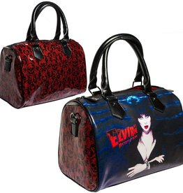 Elvira Glitter Red Bag