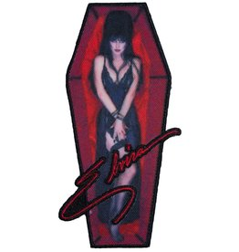 Elvira My Coffin Patch