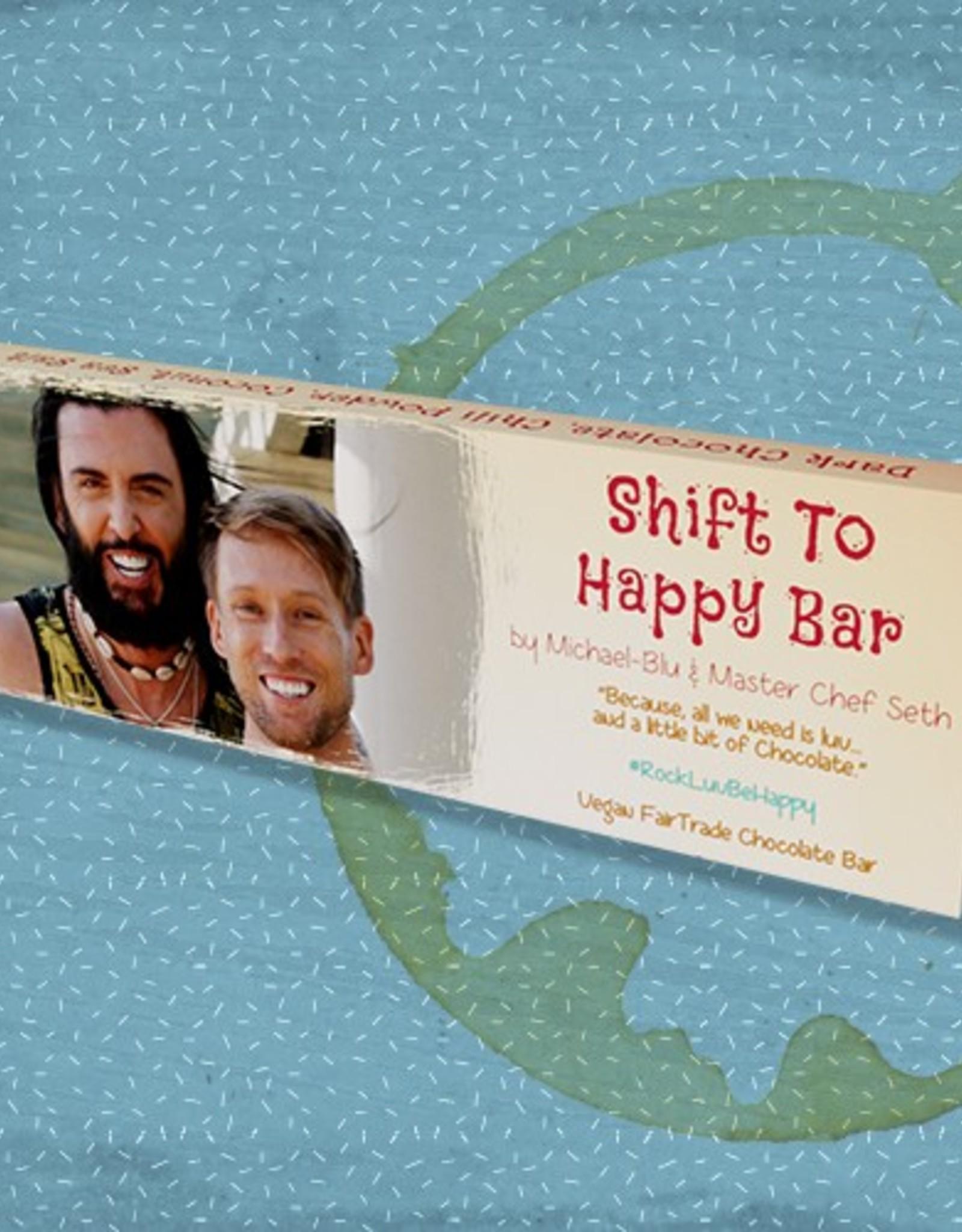 Shift to Happy Bar