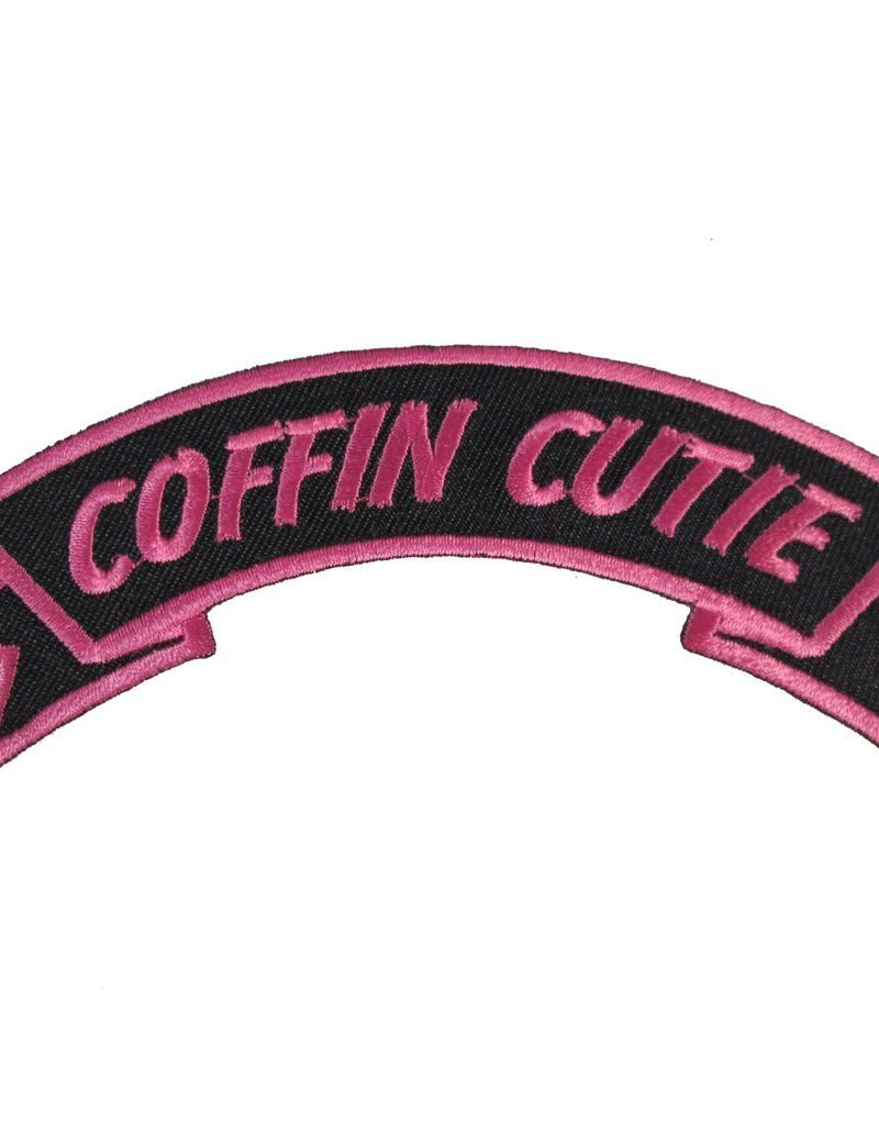 Arch Coffin Cutie Patch