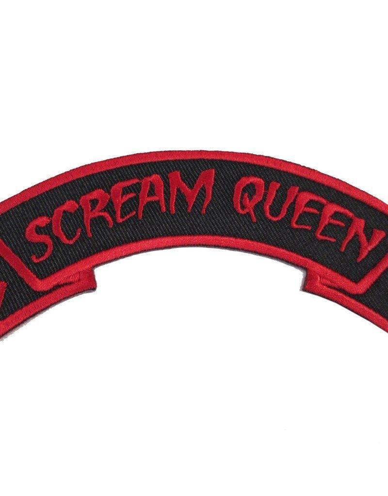 Arch Patch Scream Queen