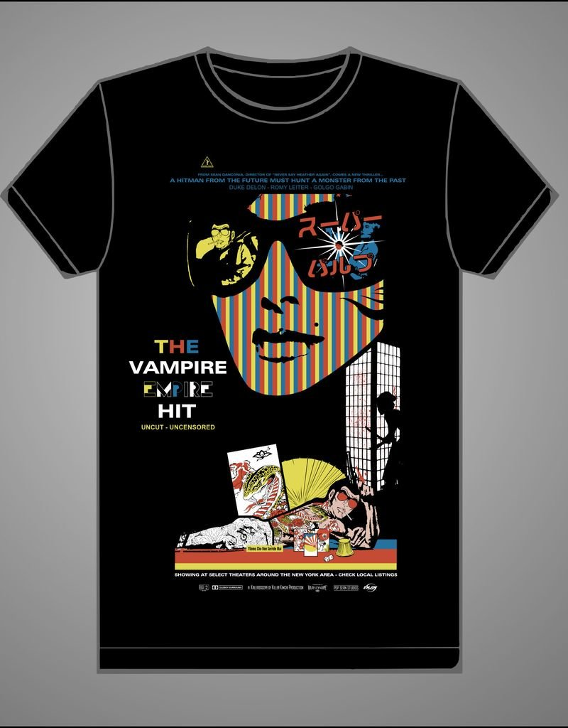 Sean Danconia - Vampire Empire Tee