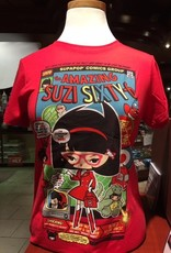 Sean Danconia - SupaPop Suzi 66 Juniors Tee