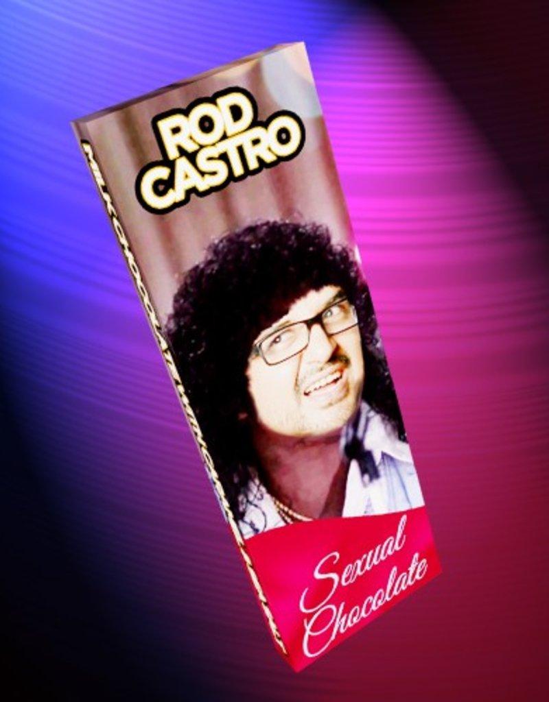 Rod Castro Sexual Chocolate Bar