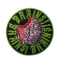 Brains Brains Brains Patch