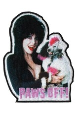 Elvira Paws Off Patch