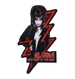 Elvira Red Bolt Patch