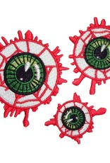 Eyeball 3 Piece Patch Set *DS