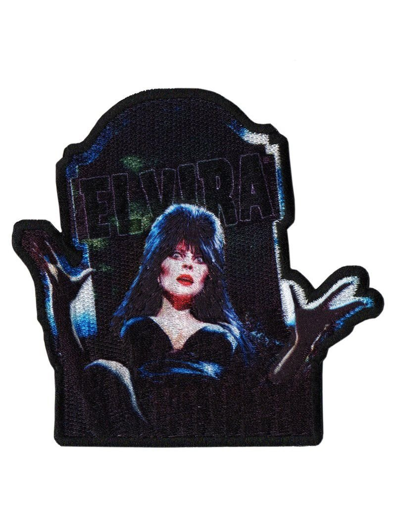 Elvira Dug Up Patch