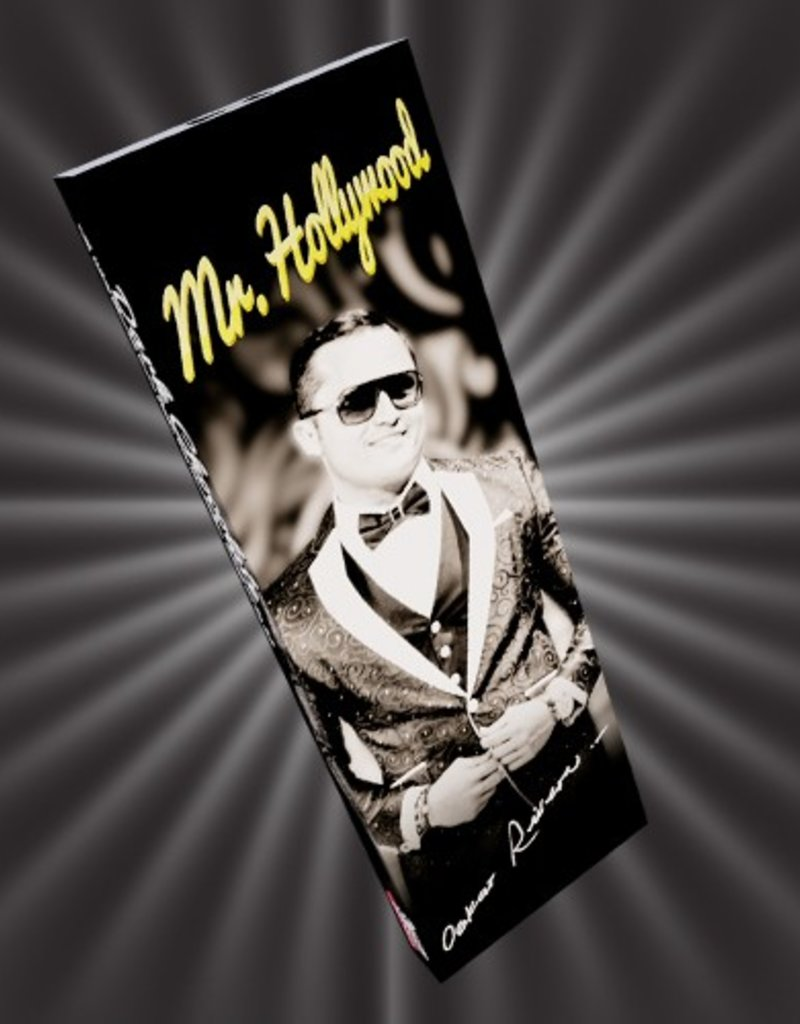 Mr Hollywood Dark Chocolate Bar