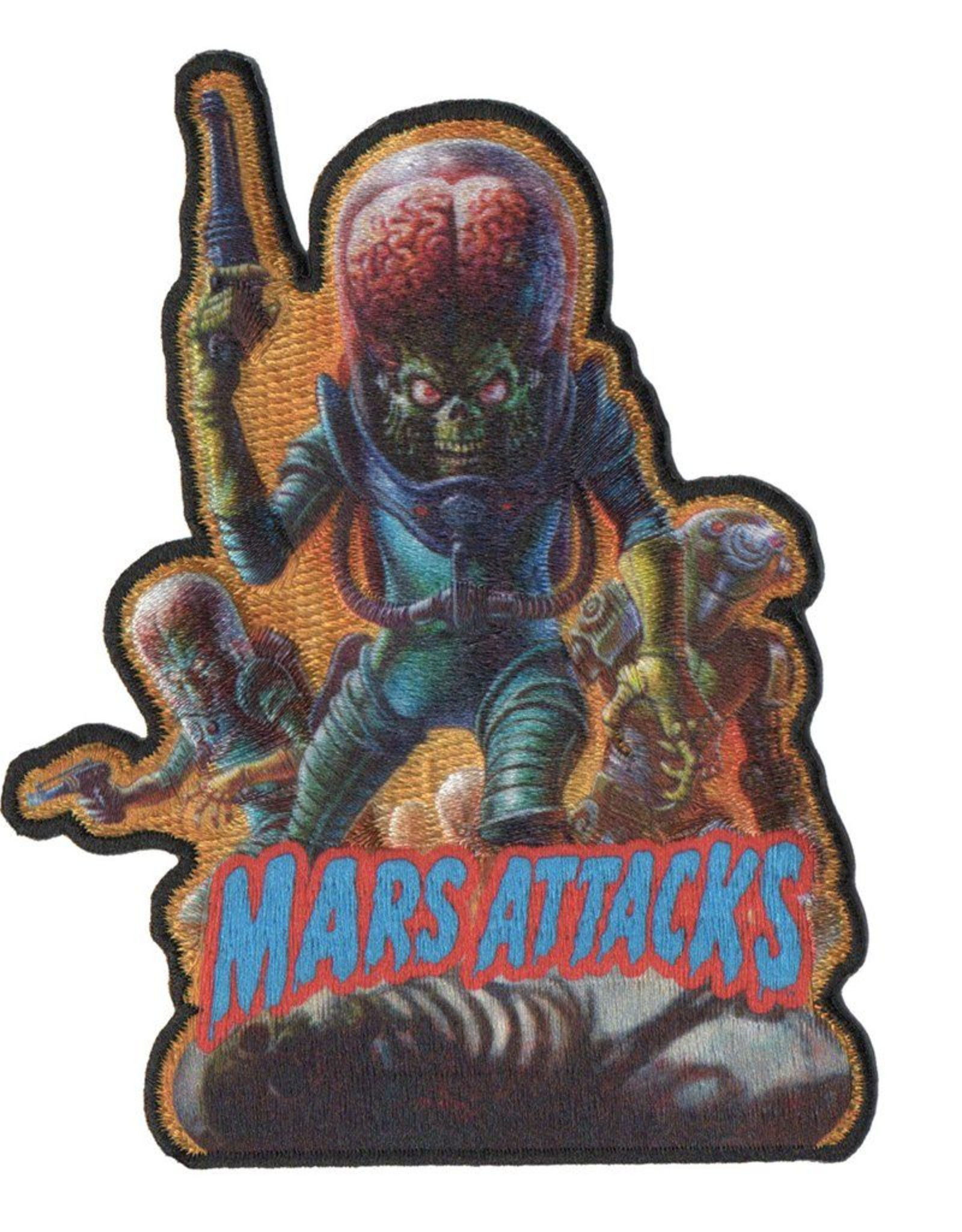 Mars Attacks Occupation Patch