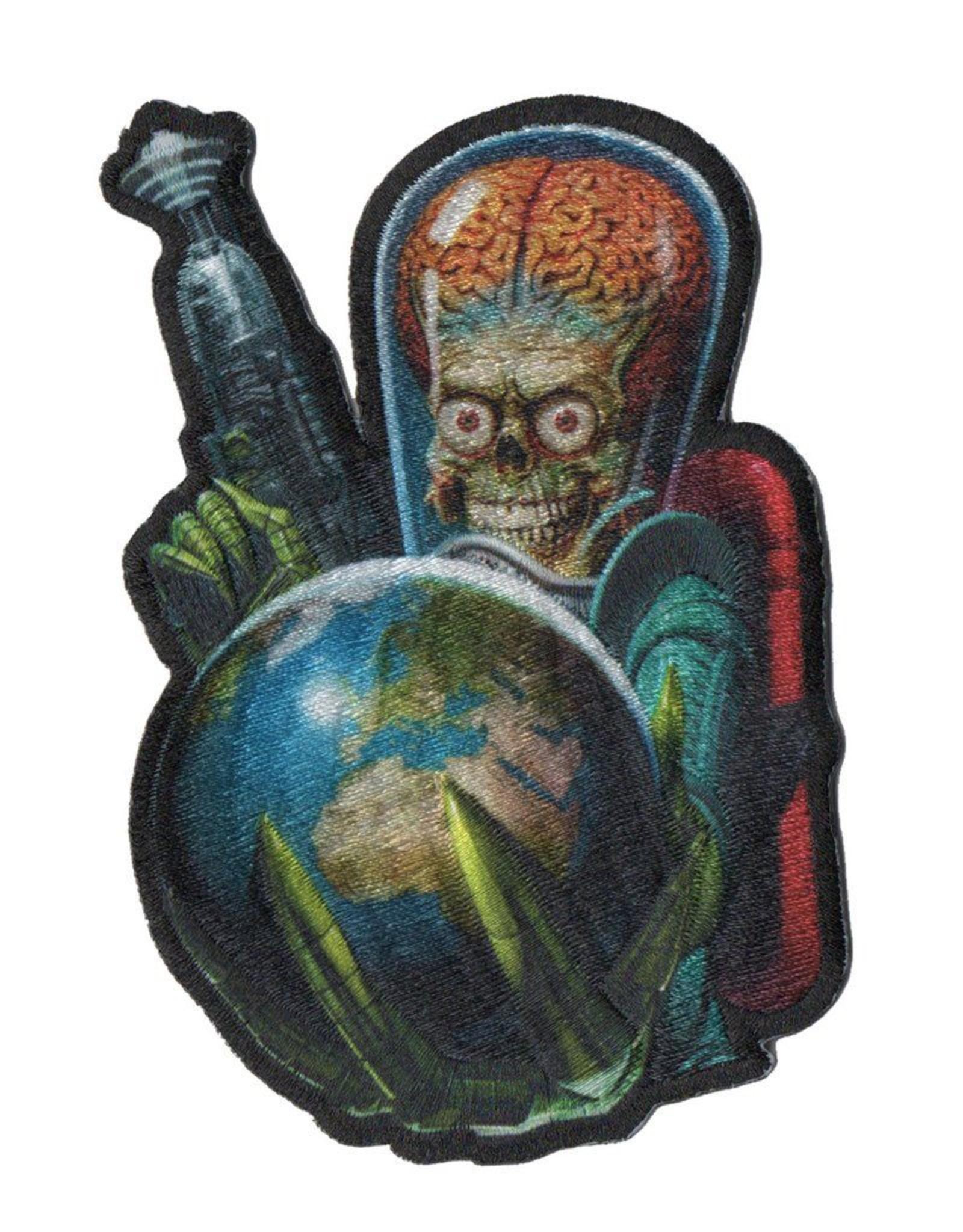 Mars Attacks World Domination Patch