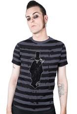 Mr Reaper Striped T-Shirt