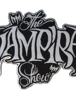Vampira Show Patch