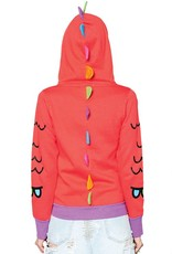 Tribe Women's Hoodie - Red
