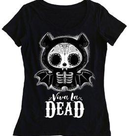 Skelanimals - Diego Viva La Dead Women's Tee