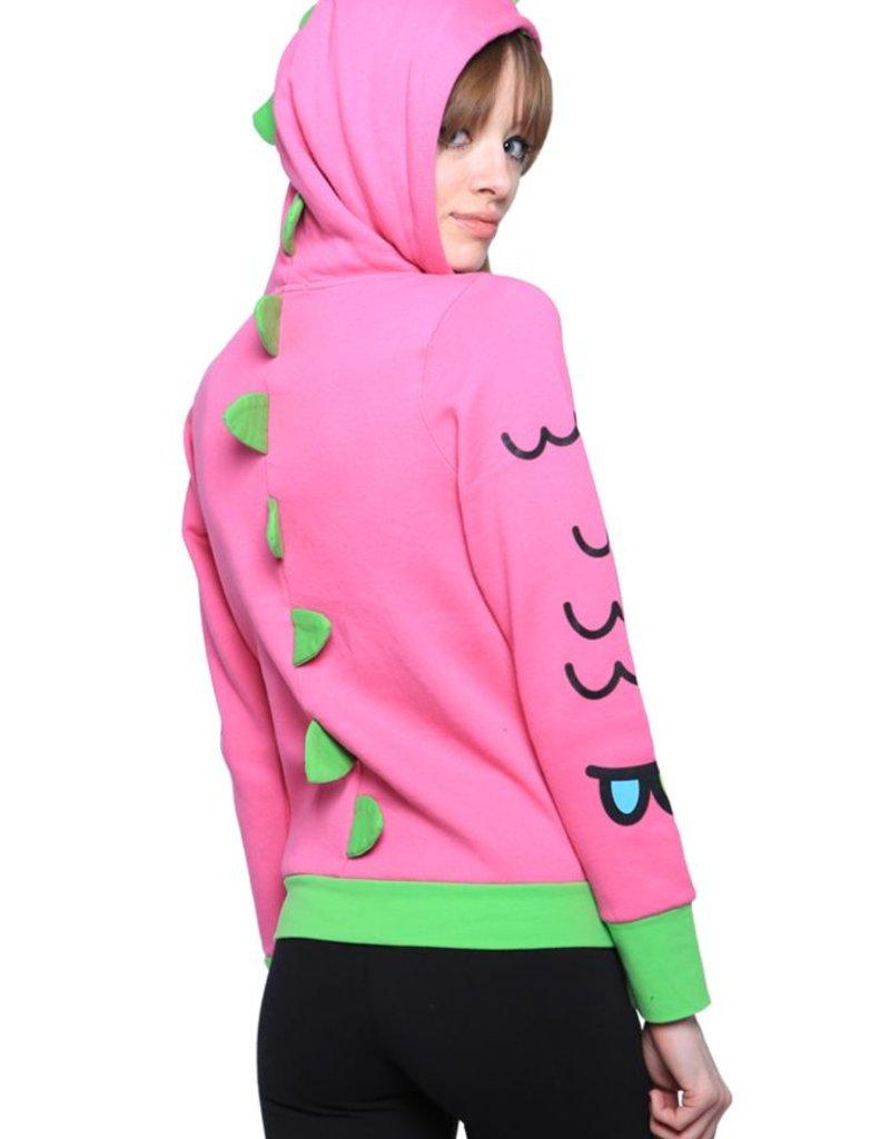 Taco Women's Hoodie - Pink