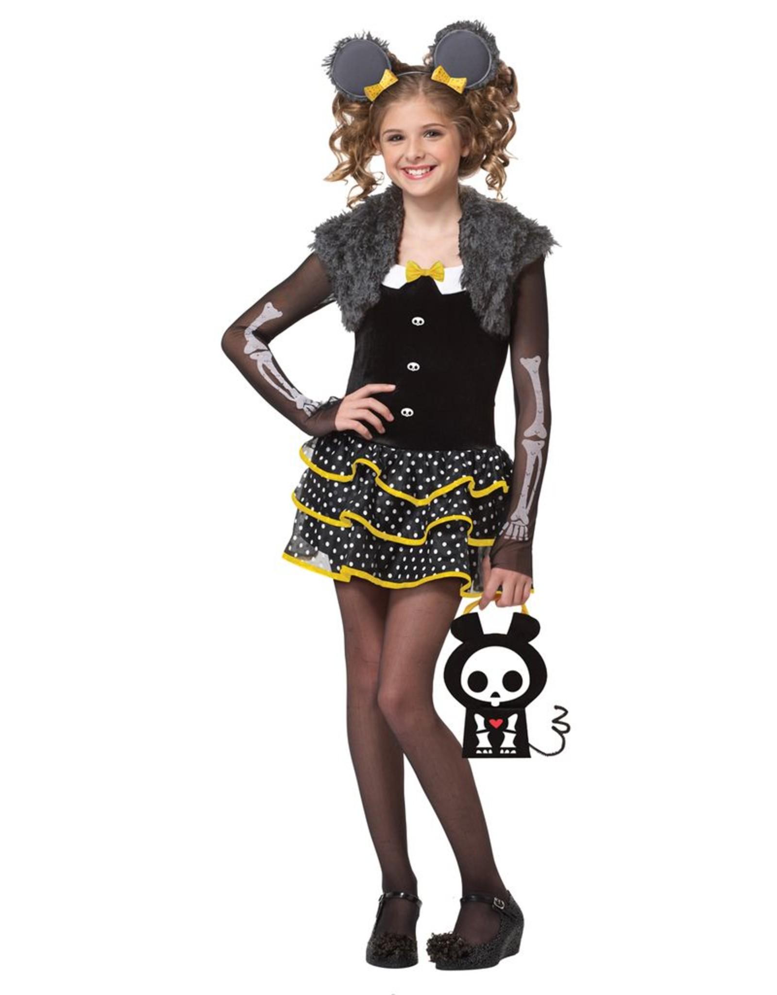 Skelanimals - Matt the Mouse Costume