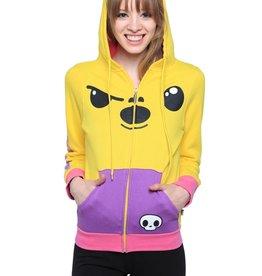 SOSO Women's Hoodie - Yellow