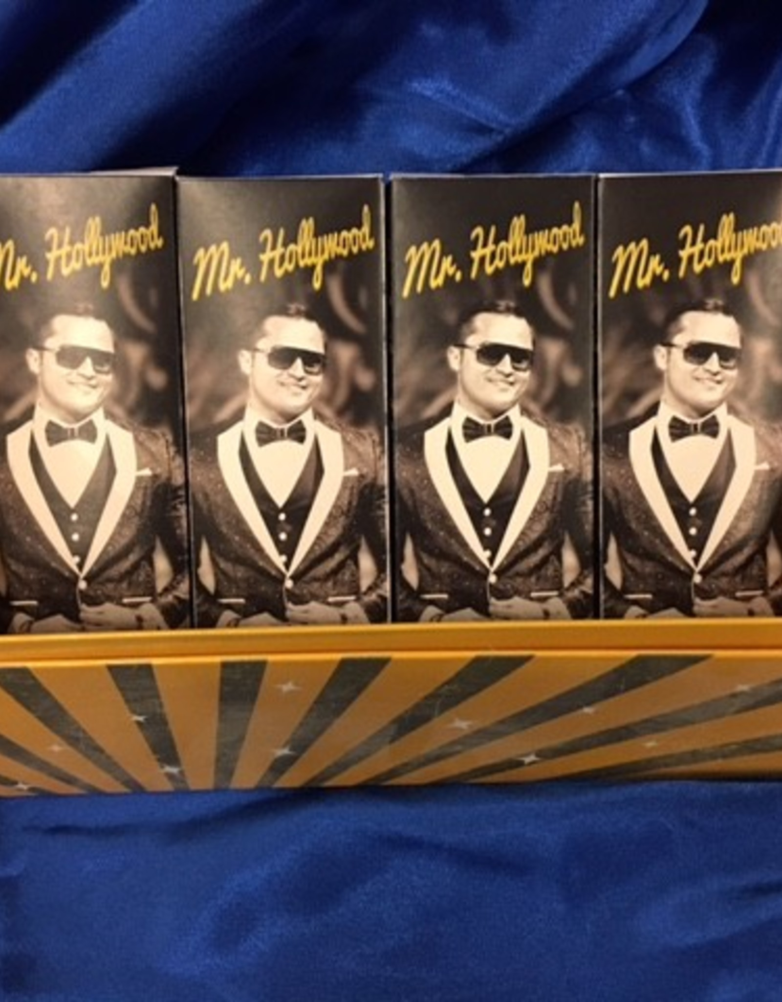 Mr. Hollywood Gift Set