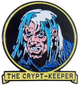 Tales From the Crypt Crypt Keeper Enamel Pin