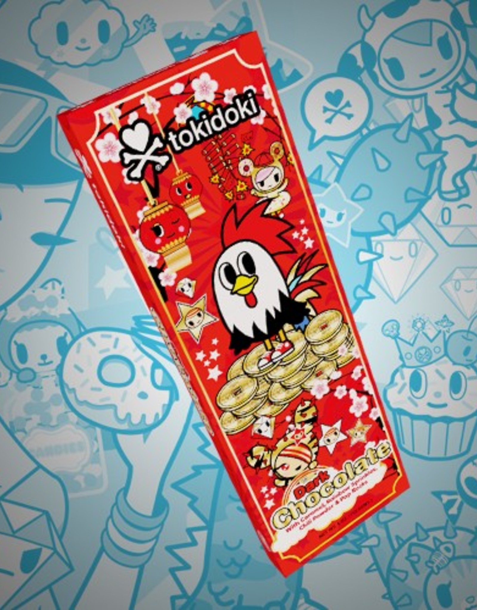 Tokidoki Year of The Rooster Bar