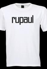 RuPaul Black Logo Tee