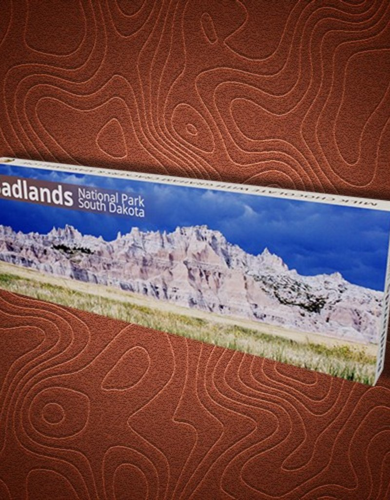 National Parks Collection - Badlands Bar