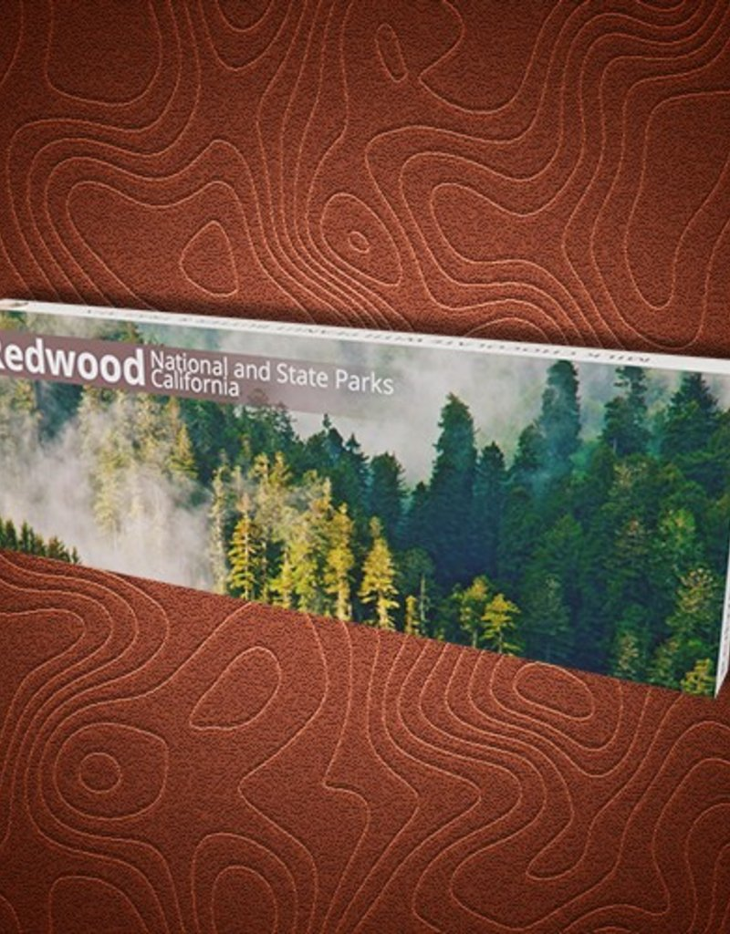 National Parks Collection - Redwood Bar
