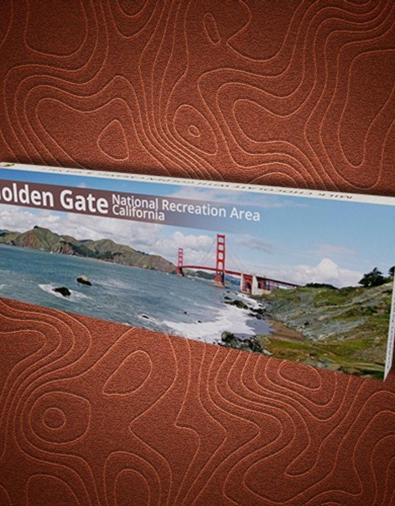 National Parks Collection - Golden Gate Bar