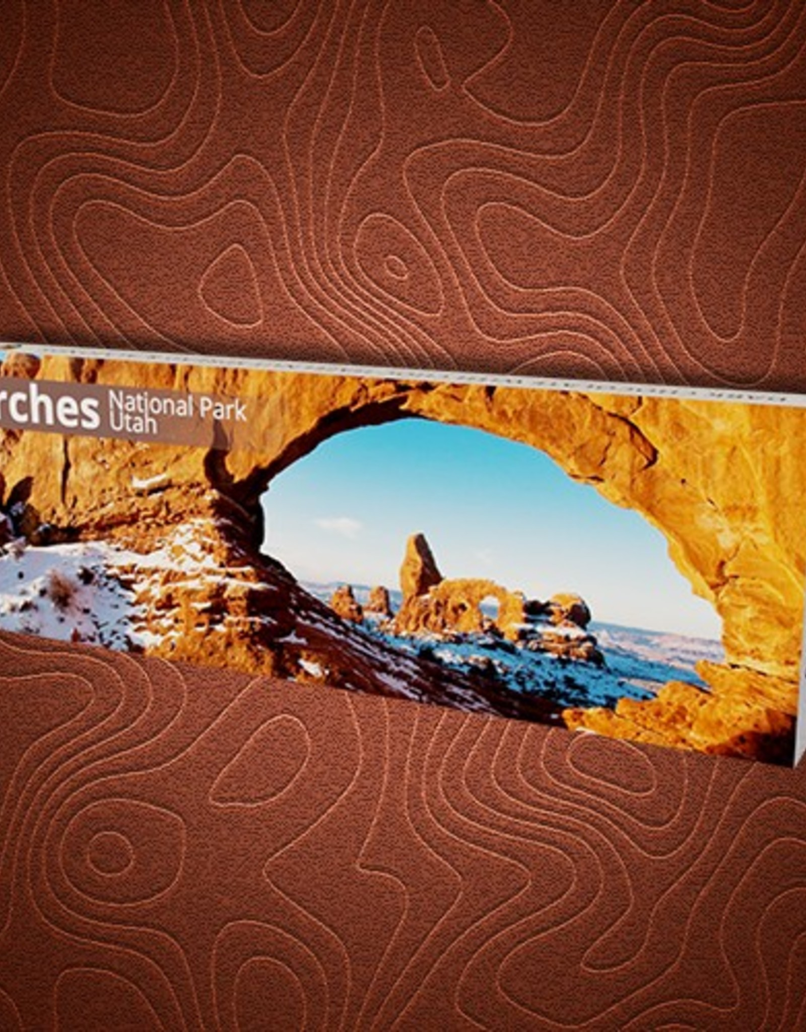 National Parks Collection - Arches National Park Bar