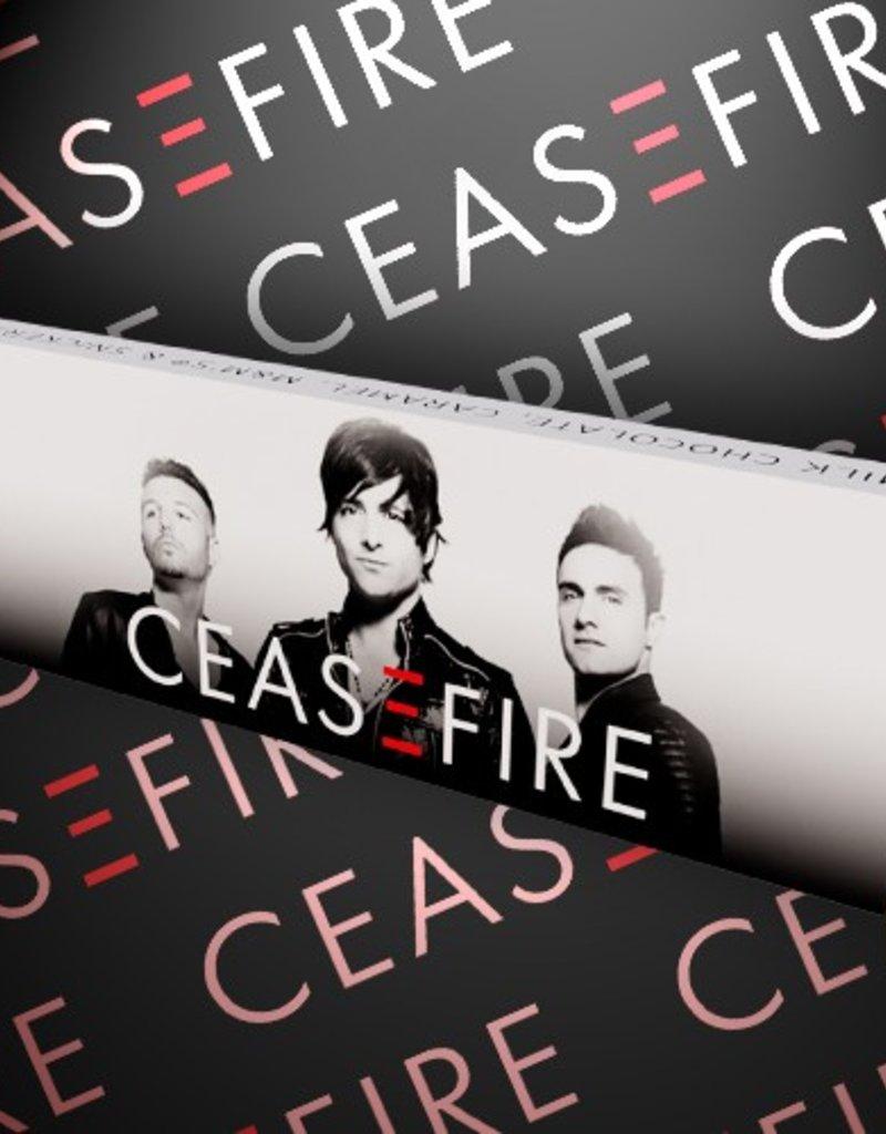 CEASEFIRE Chocolate Bar