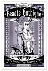 Victorian Beaute Gothique - 8x12 Print