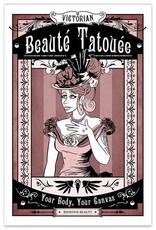 Victorian Beaute Tatouee - 8x12 Print
