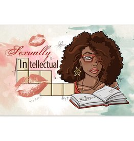 Sexually Intellectual - 8x12 Print