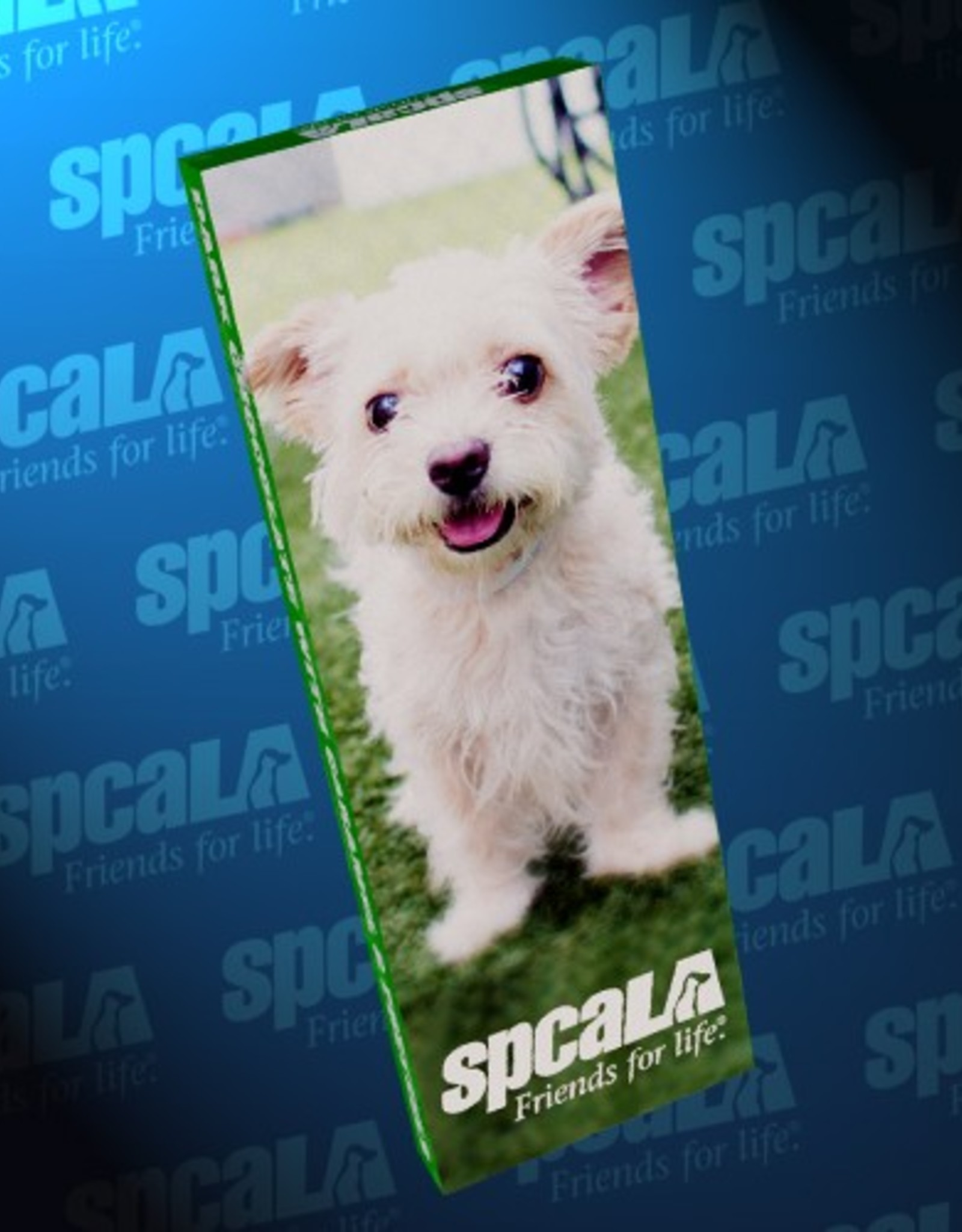 spcaLA Dark Chocolate Bar