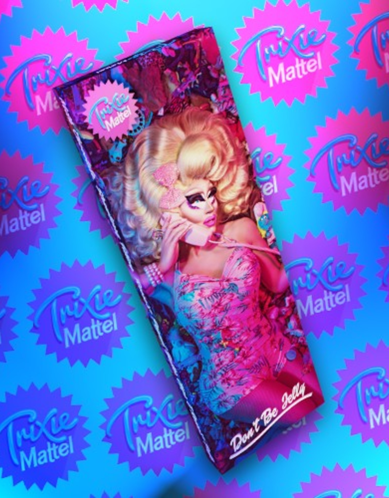 Trixie Mattel Don't Be Jelly Chocolate Bar
