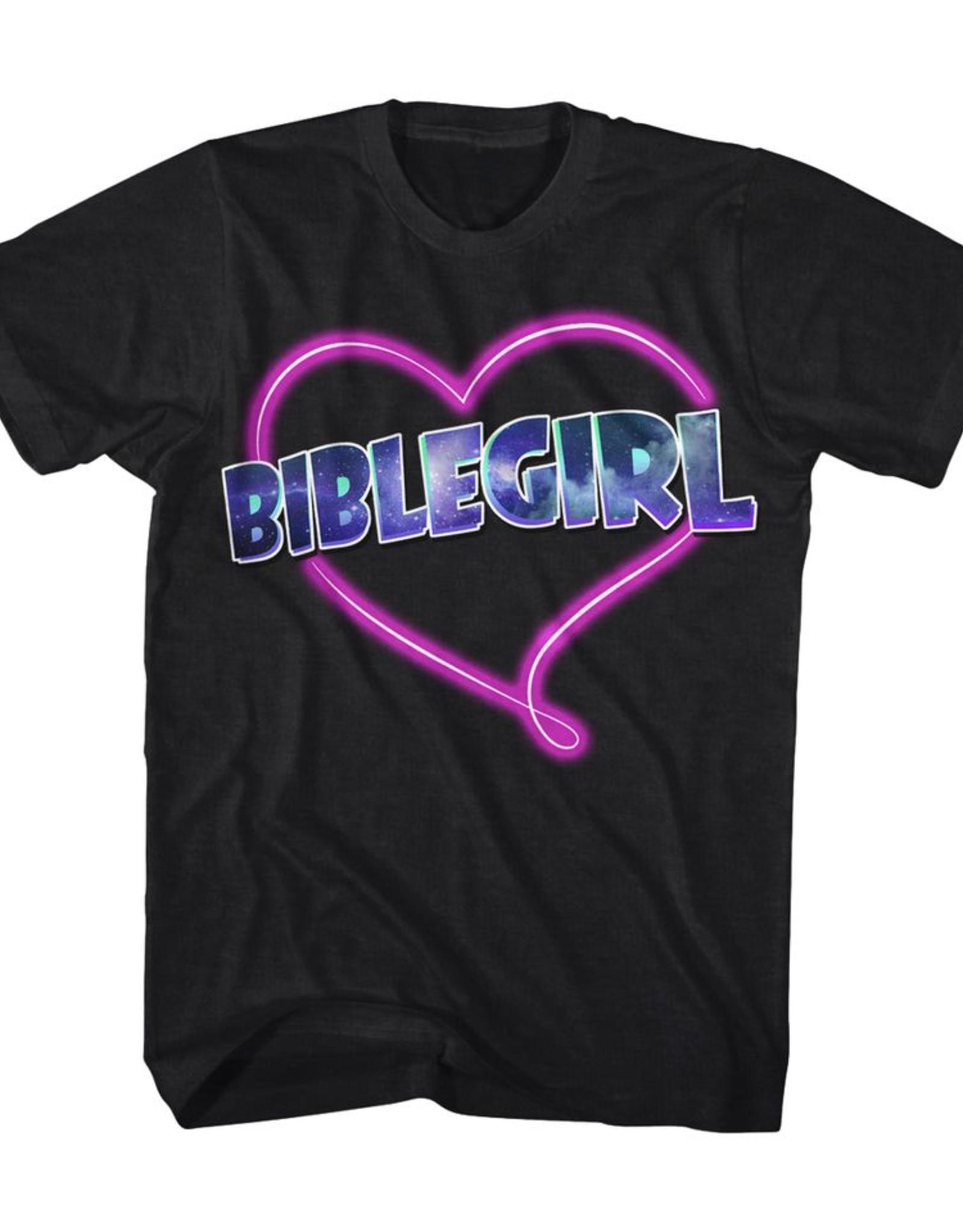 Biblegirl Logo Tee