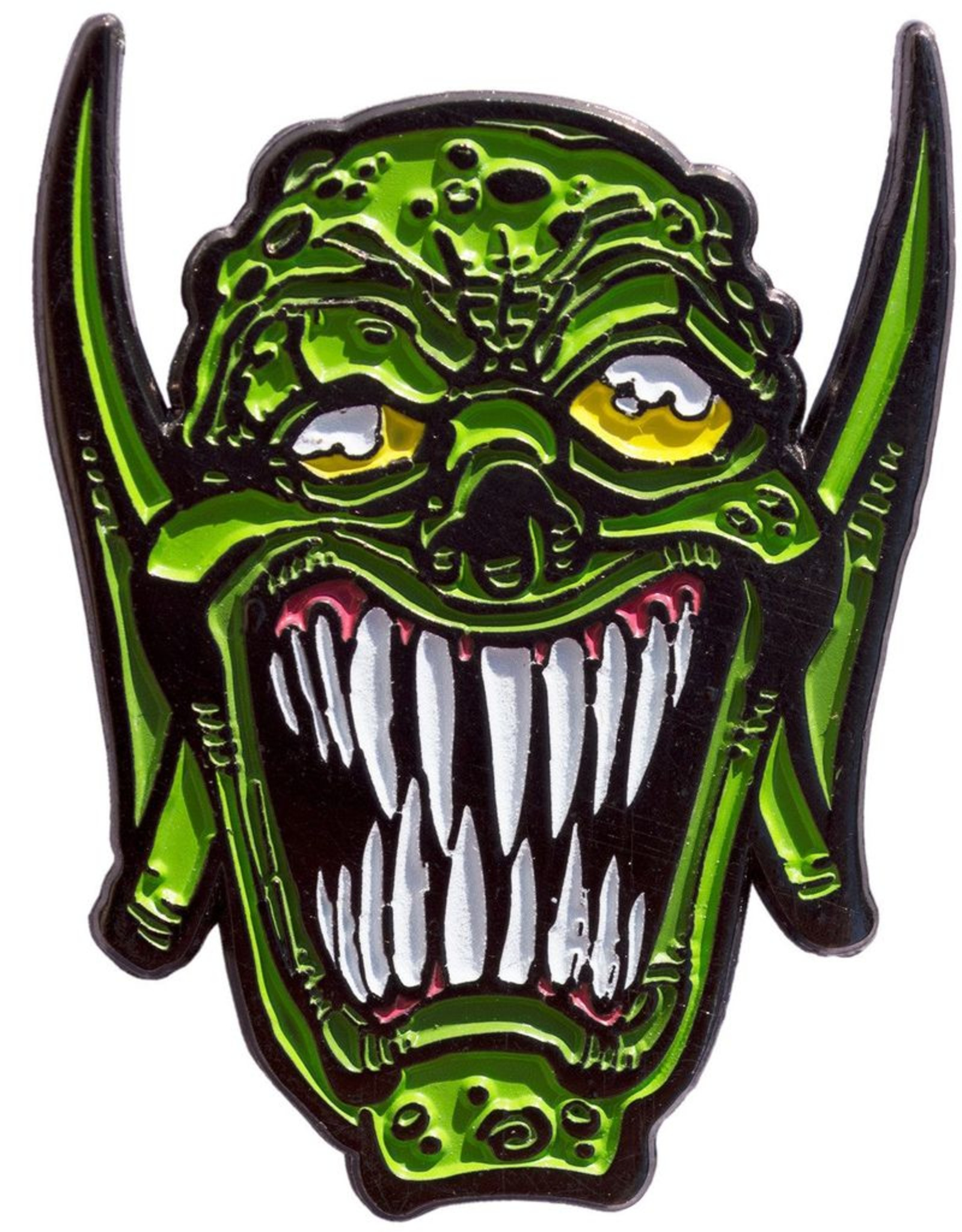 Goosebumps Haunted Mask Enamel Pin