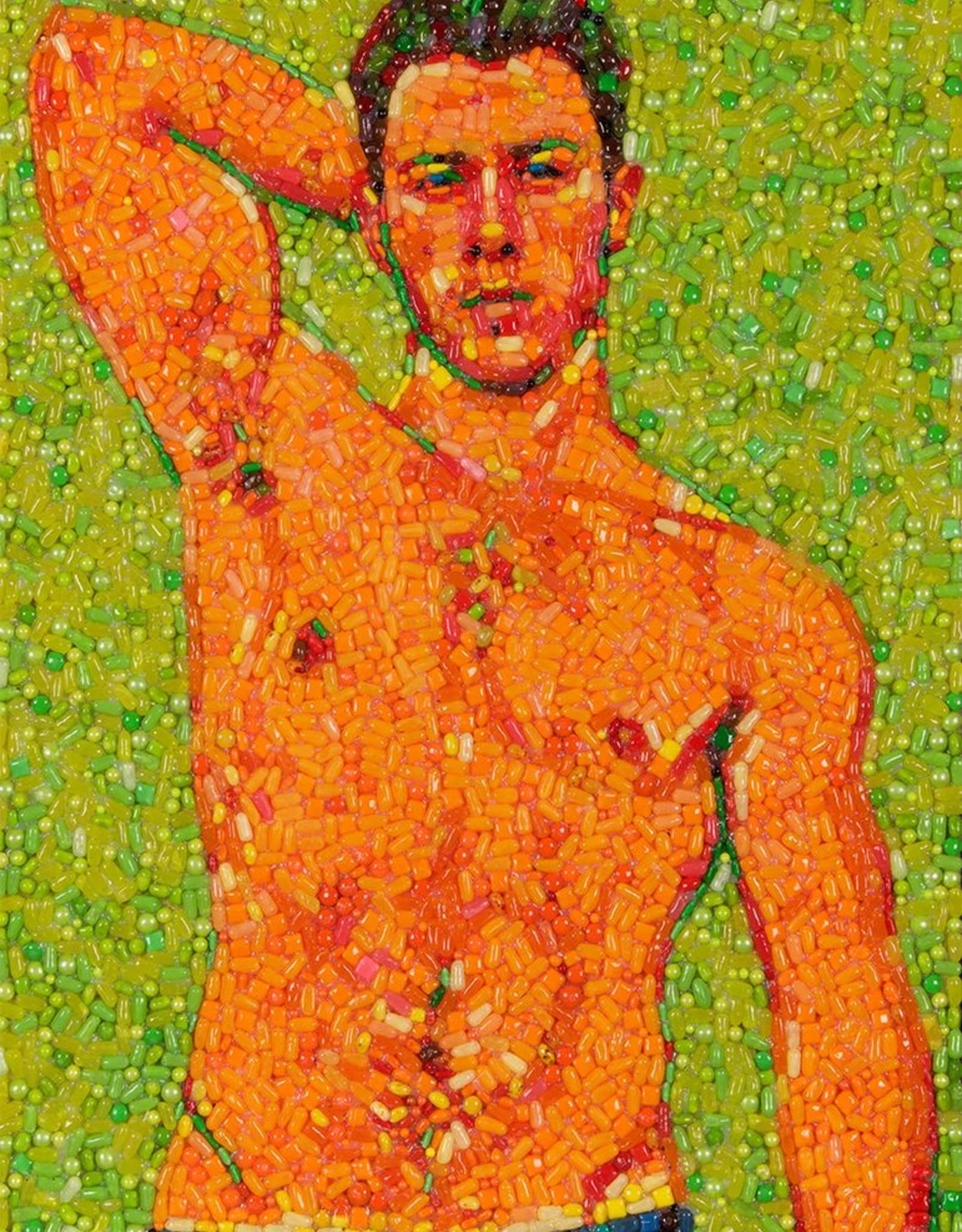 Candylebrity Art (24x36) - Nick Jonas
