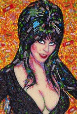 Candylebrity Artwork (26x38) - Elvira, Mistress of the Dark