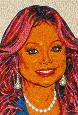 Candylebrity Artwork (30x30) - LaToya Jackson