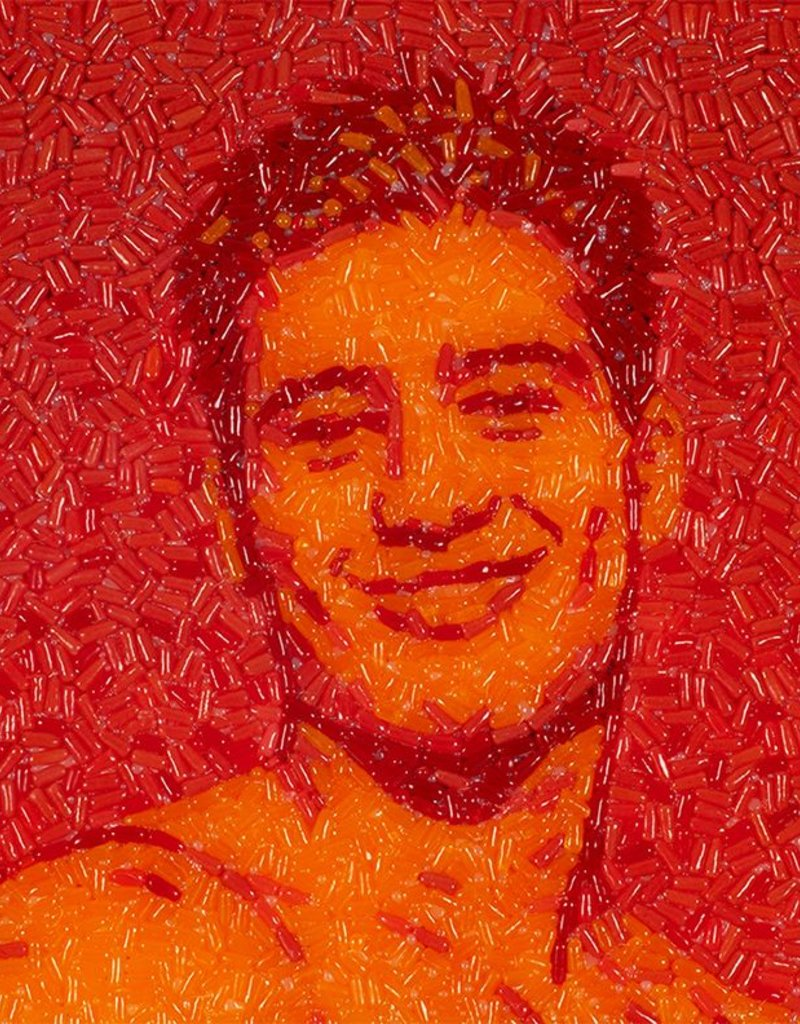 Candylebrity Artwork (24x24) - Mario Lopez/Hot Tamales