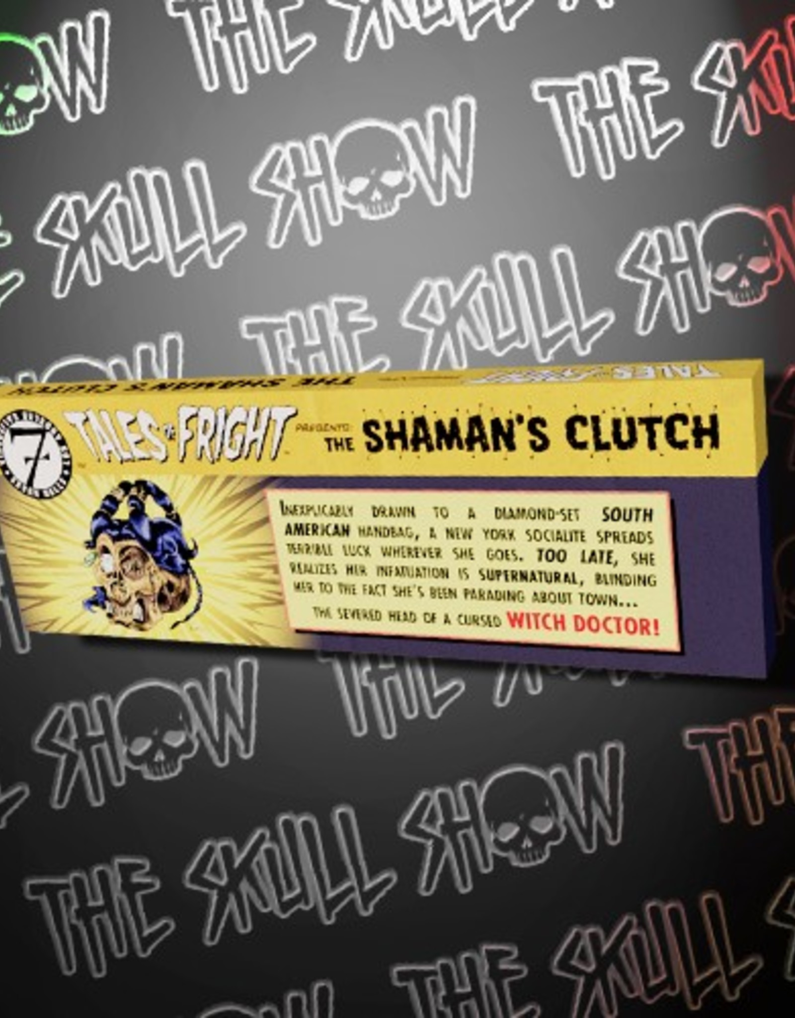 Tales of Fright: Shaman's Clutch Bar